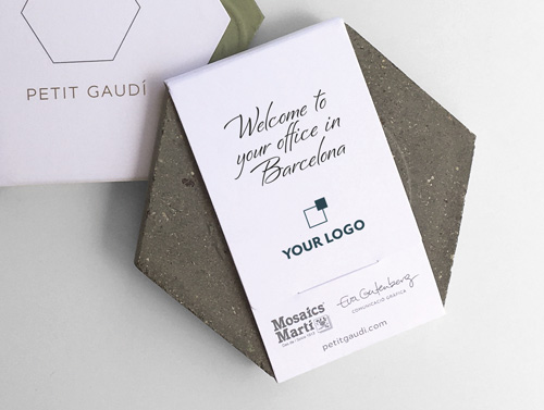 Custom business Packaging from Petit Gaudí