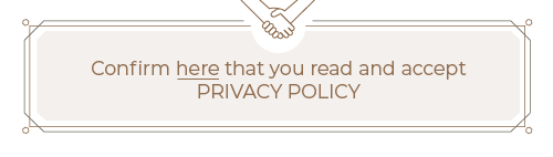 Confirm here that you read and accept the privacy policy